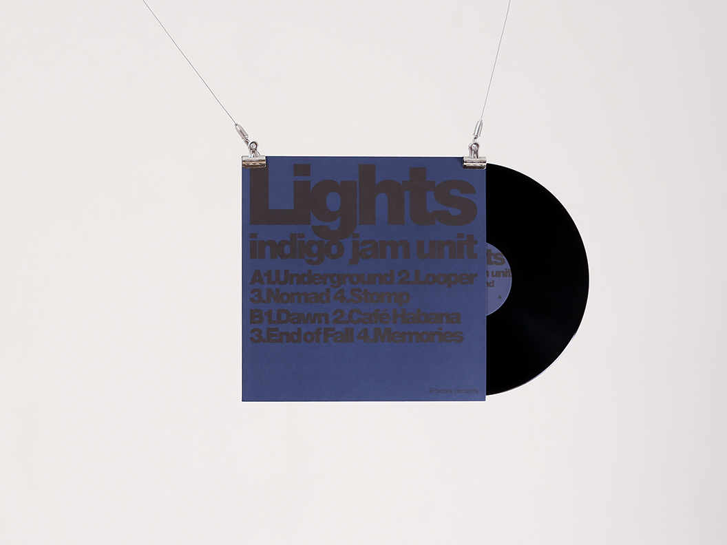 indigo jam unit Lights LP